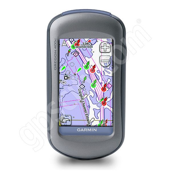 Garmin Oregon 400c Additional Photo #2