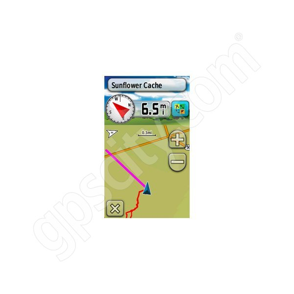 Garmin Oregon 450 with Canada Topo DVD Additional Photo #9