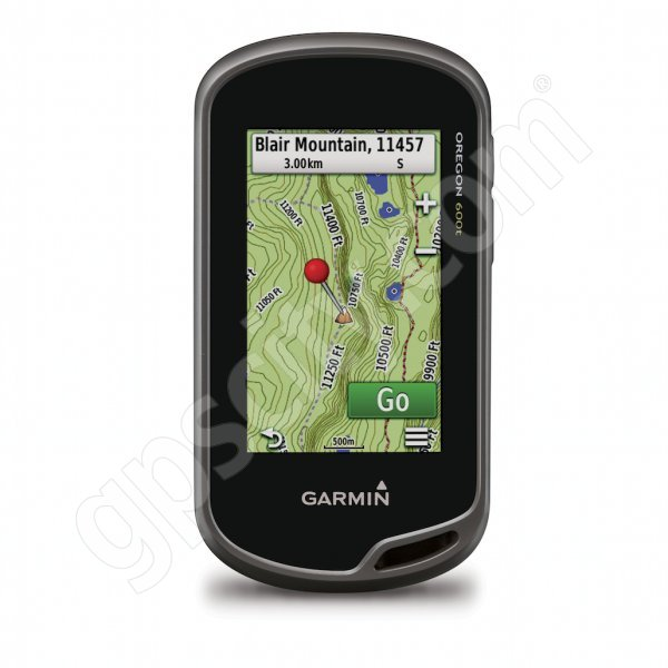 garmin oregon 600 user manual