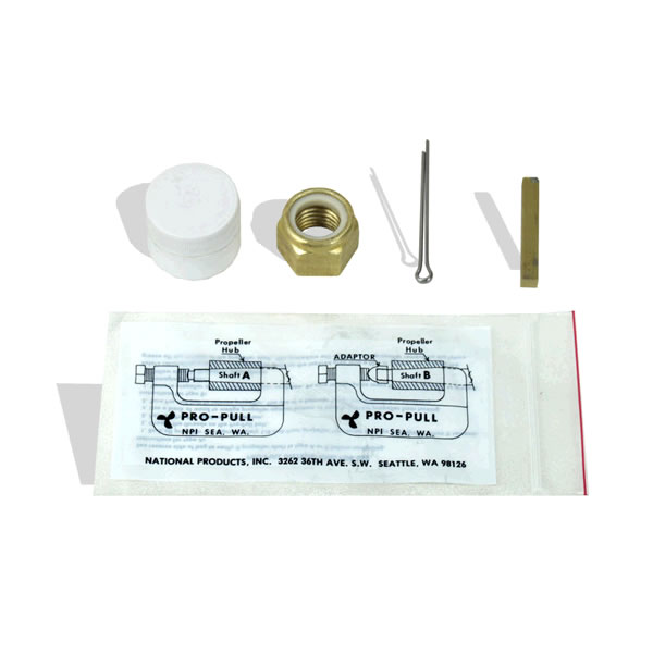 RAM Mount Pro-Pull 0.75in-NC Propeller Nut Kit