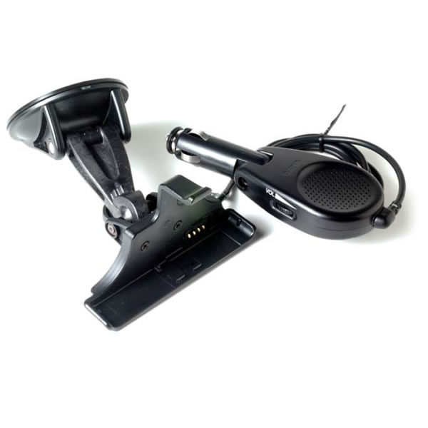 Garmin Quest Suction Mount with Power Speaker Cable