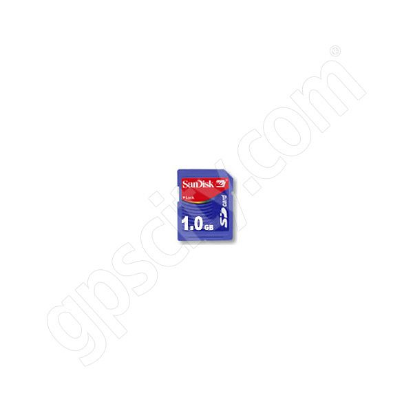 SanDisk 1GB SD Data Card