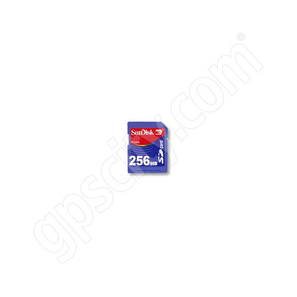 SanDisk 256MB SD Data Card
