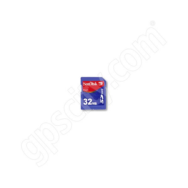 SanDisk 32MB SD Data Card