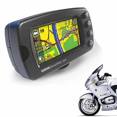 Motorcycle Navigation Systems : Garmin streetpilot motorcycle gps system
