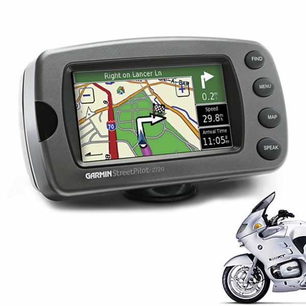 Garmin StreetPilot 2720 Motorcycle Kit
