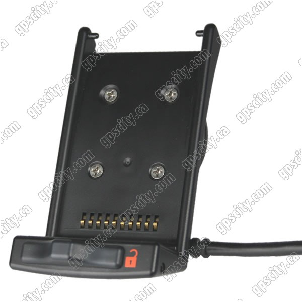 Click for larger view of the Garmin StreetPilot 7200/7500 Cradle with RAM-B-202-G3 connection