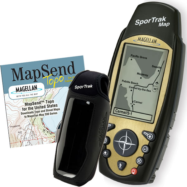 Magellan SporTrak Map Outdoor
