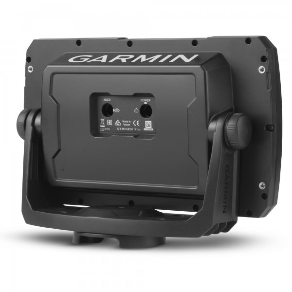 Garmin Striker 7sv Fishfinder With Downvu And Sidevu