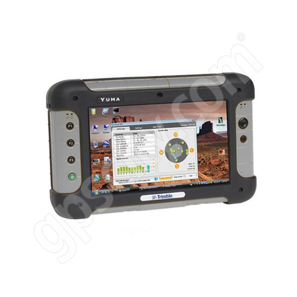 Trimble Yuma Tablet Computer 80GB SSD Gray Additional Photo #1