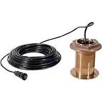 Garmin Dual Freq Transducer Depth Bronze