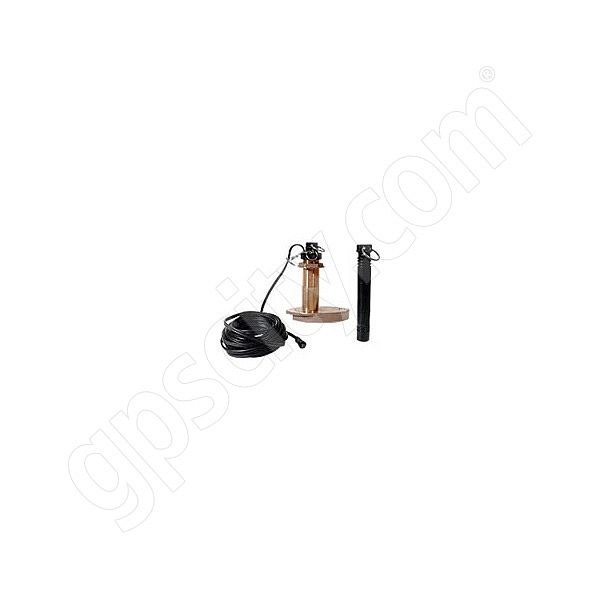 Garmin Dual Freq Transducer Depth Temp Speed Bronze Long