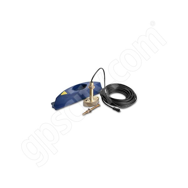 Garmin Airmar B45 Dual Freq Bronze 600W Transducer Thru-Hull Additional Photo #1