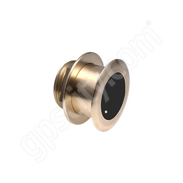 Garmin Airmar B175L Bronze Tilted Thru Hull 1kW Transducer