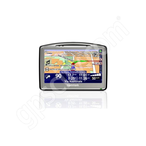 TomTom GO 720 GPS and FREE Case