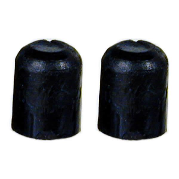 Ram mount pair of rubber u bolt ends