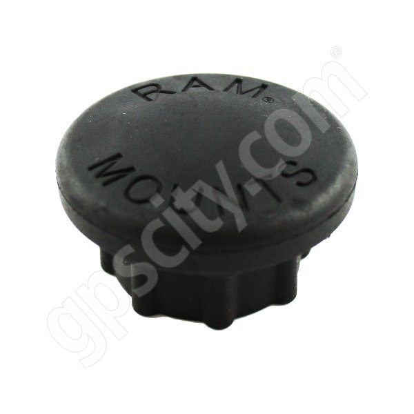 RAM Mount Female Tele-Pole Rubber Cap RAM-VP-CAP1