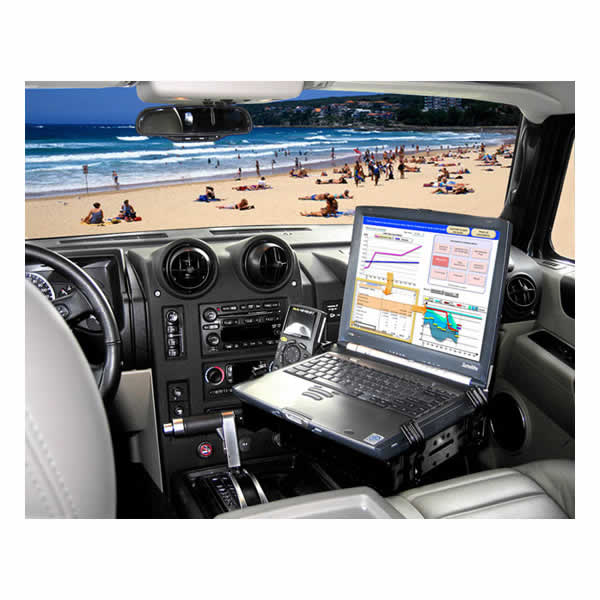 RAM Mount Chevrolet GMC Vehicle Laptop Mount RAM-VB-102-SW1 Additional Photo #1