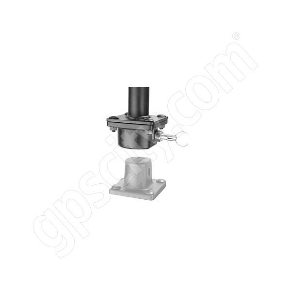 RAM Mount Tele-Pole Remove-A-Pole Female Base
