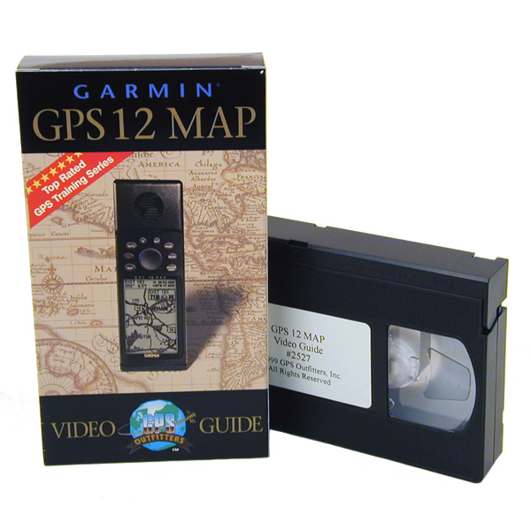 GPS Outfitters GPS 12MAP Video