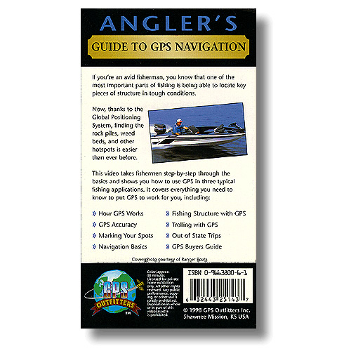 GPS Outfitters ANGLER Video