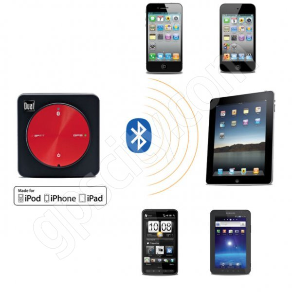 dual xgps150a universal bluetooth gps receiver rh gpscity com iPad GPS Tracker TomTom Navigation for iPad
