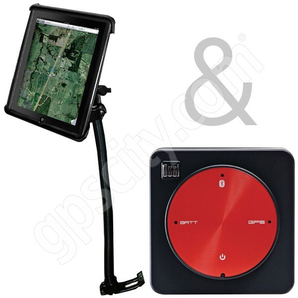 Dual XGPS Automotive Bundle for iPad and iPad 2