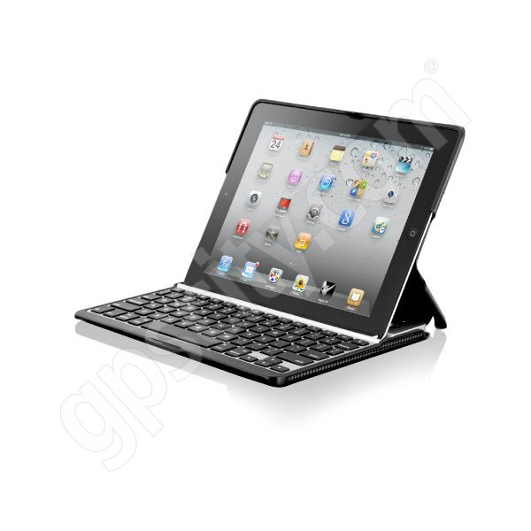 Zagg iPad 2 Zaggfolio Case with Keyboard