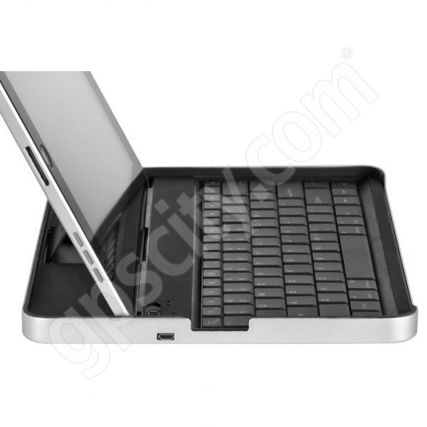 Zagg iPad Zaggmate with Keyboard and Aluminum Cover Additional Photo #2
