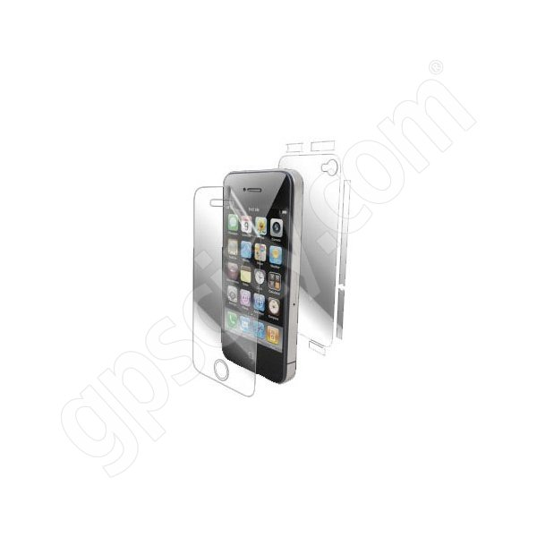 Zagg invisibleSHIELD iPhone 4 Full Body Protector