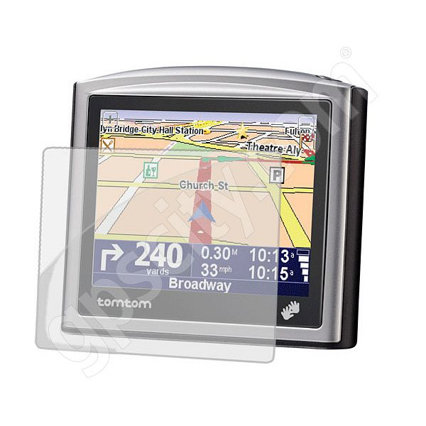 Zagg invisibleSHIELD TomTom 3.5 inch Screen Protector