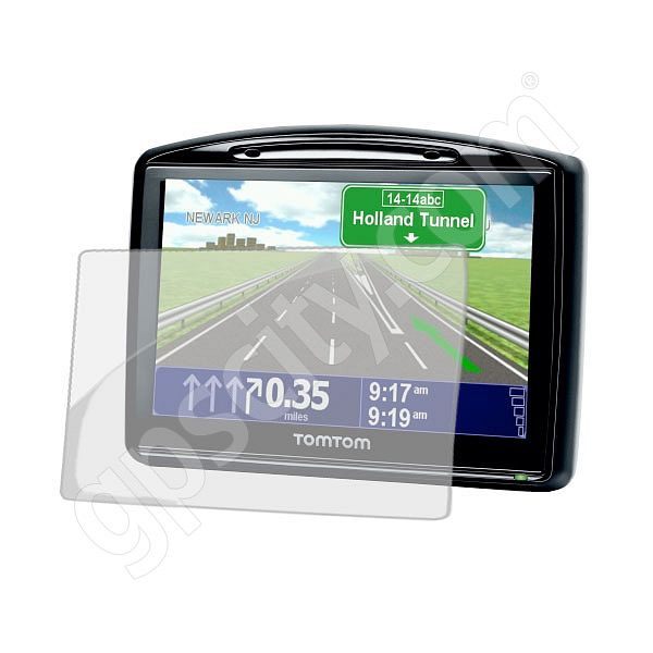 Zagg invisibleSHIELD Tomtom Wide Screen Screen Protector