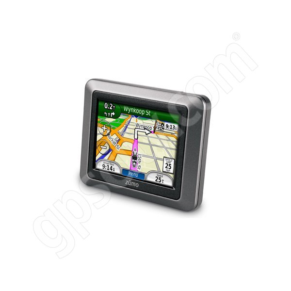 Garmin Zumo 220 with Lifetime Map Updates Additional Photo #1