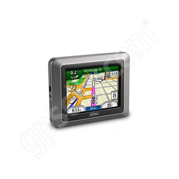 Garmin Zumo 220 with Lifetime Map Updates Additional Photo #4