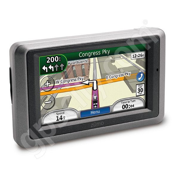 Garmin Zumo 660 with Lifetime Traffic and Map Updates Additional Photo #1