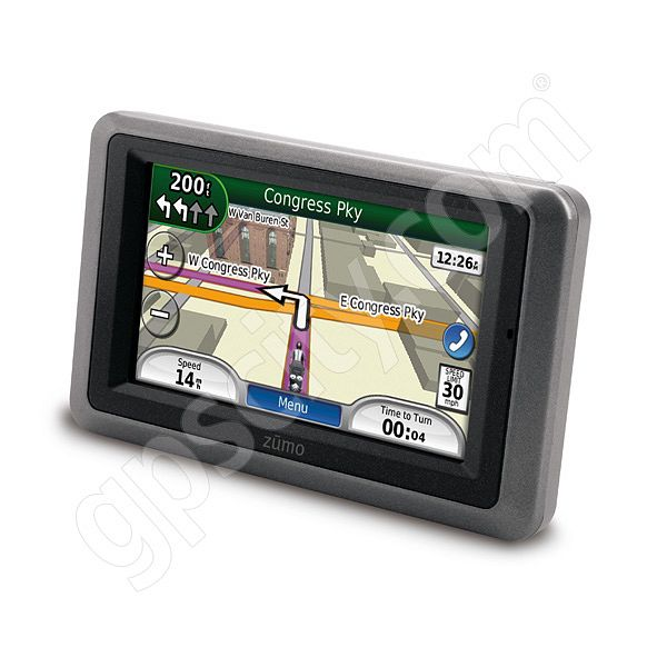 Garmin Zumo 660 with Lifetime Map Updates Additional Photo #2