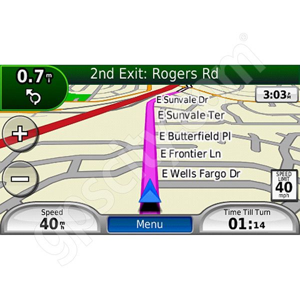Garmin Zumo 660 with Lifetime Traffic and Map Updates Additional Photo #7