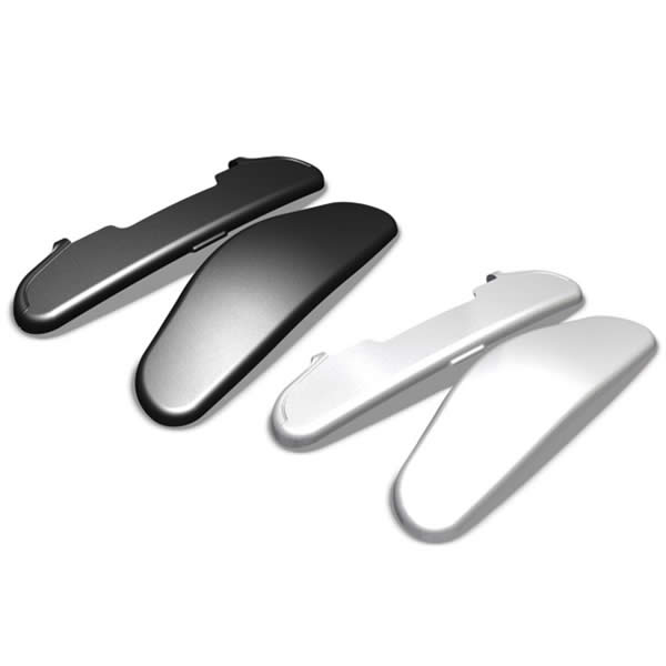 Garmin Zumo Caps in Silver and Black