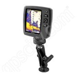 RAM Mount Garmin echo 200 500c 550c Swivel Screw Down Rugged Mount RAM-101-G4U