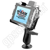 RAM Mount Itronix Duo Touch Tablet Cradle on Flat Surface Mount