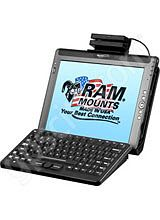 RAM Mount Keyboard Holder for Motion Computing LE1700