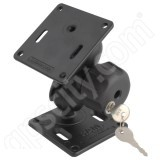 RAM Mount Dual 75mm VESA Plate Short Arm Locking Mount RAM-102UL-B-2461