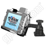RAM Mount Itronix Duo Touch Tablet Horizontal Swing Arm Mount