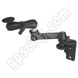 RAM Mount Vertical Dual Swing Ball Arm Mount RAM-109V-2AU