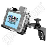 RAM Mount Itronix Duo Touch Tablet Vertical Swing Arm Mount