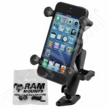 NPI RAM Universal X-Grip Mini Screw Down Mount RAM-B-102-UN7U