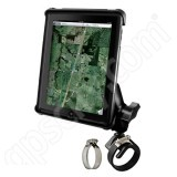 NPI RAM Tab-Tite-3 Tablet Strap Mount Apple iPad iPad 2 RAM-B-108-TAB3U