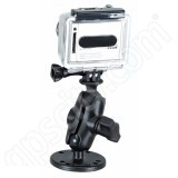 RAM Mount Short GoPro Flat Surface Mount RAM-B-138-A-GOP1U