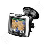 RAM Mount Garmin nuvi 500 Series Pivot Suction Cup Mount
