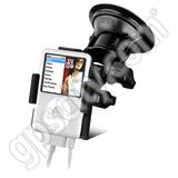 NPI RAM Apple iPod Nano G3 Series Pivot Suction Cup Mount